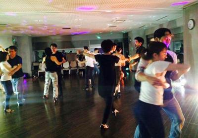 阪田ダンスの社交ダンス