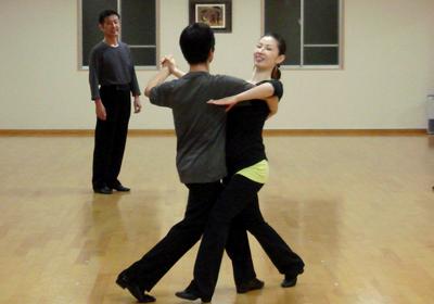 社交ダンスの良さ1