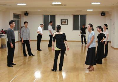 社交ダンスの良さ3